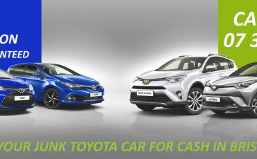 Sell Your Junk Toyota Car for Cash in Brisbane